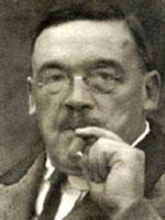 Portrait Ludwig Thoma