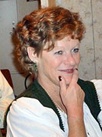 Portrait Monika Szabady